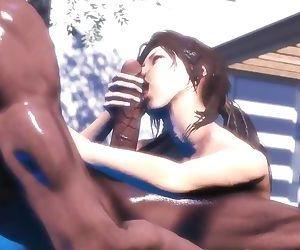 Lara Fucked 3D