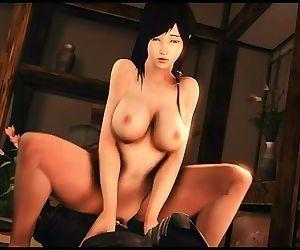 Kokoro & Tina Armstrong..