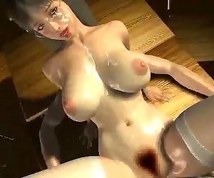 Umemaro 3D Hentai Crazy..