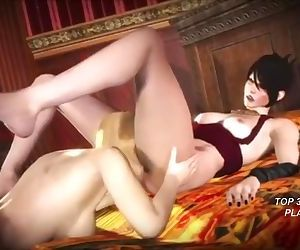 Interesting hentai sex..