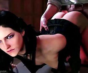 Realistic Sexy Body..