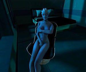 Mass Effect - One night..