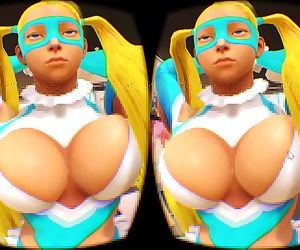 SBS 3D R.Mika getting..