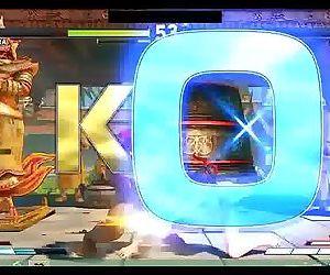 Street Fighter V Sexy..