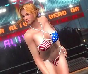 Dead or Alive Sexy Tina
