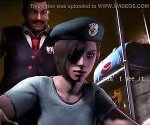 3D Hentai-Resident Evil..