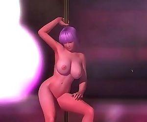 Ayane Pole Dancing 41..