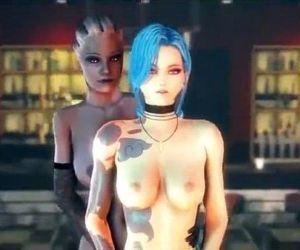 3D--Liara Jinx and..