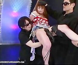 Japanese Bondage Sex -..