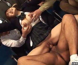 Japanese Schoolgirl..