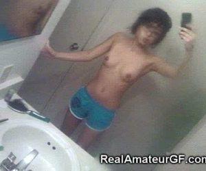 Real Teen Brunette GFs!