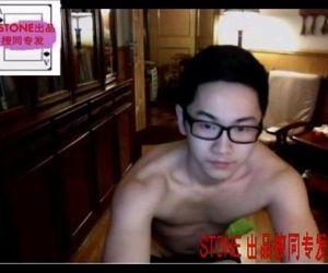 Sexy Muscular Boy In Spec