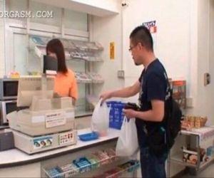 Sweet asian shop..