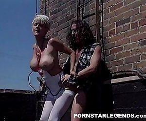 Huge tits nurse fucked..