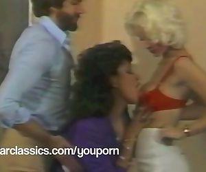 Classic Porn stars SEKA..