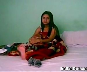 Sweet Indian Girl And..