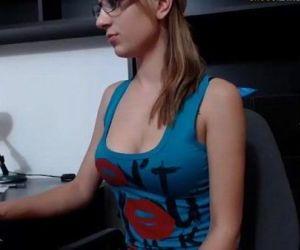 Video Gamer Girl..