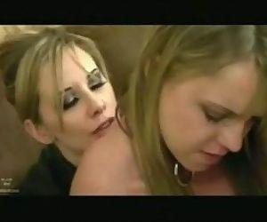 Lesbian domination