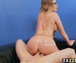 Blonde Britney spread..