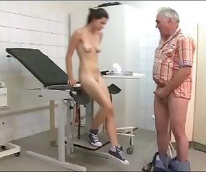 Dirty old man visits..