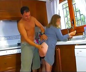 Housewife mistreated..