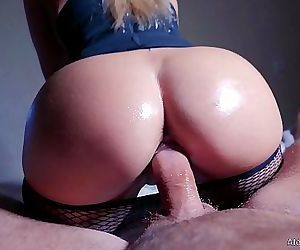 MILF Hot Riding on Hard..