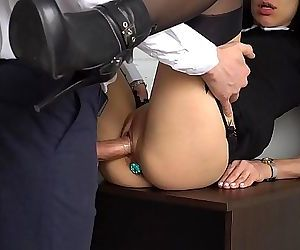 Anal Creampie For Sexy..