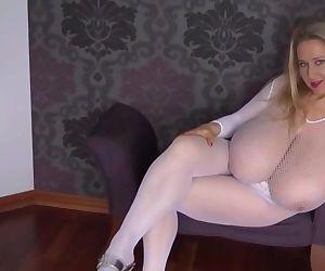 Huge Tits Blonde..