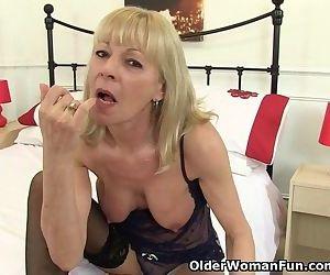 British granny Elaine..