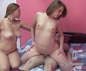 Blonde hottie Veronica..