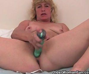 Grandma With Hard..