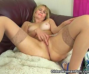 British milf Ila Jane..