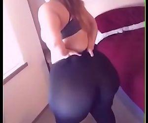 Teen bbw booty Love..