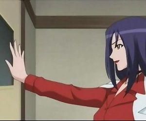 Pregnant Anime Alien..