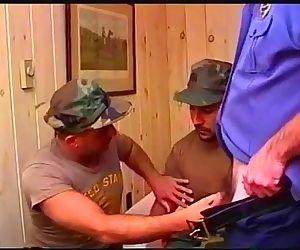 Hot men in uniform..