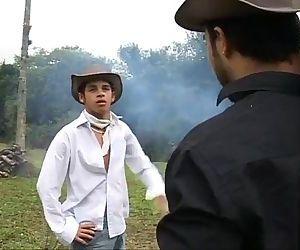 Latino guys bareback..