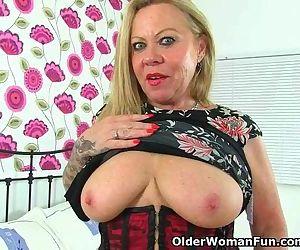 British granny Camilla..