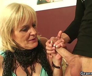 70 years old whore..