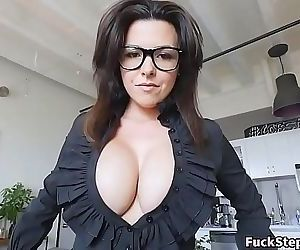 Big Tits Stepmother..