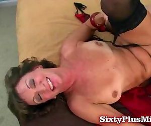 Fuck hungry brunette..