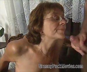 Granny Sue showing her..