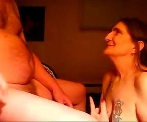 Cumming in mouth of..