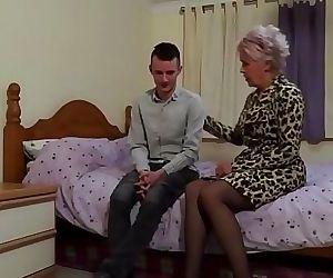 British mature slut..