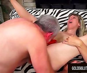 Incredible Mature Sex..