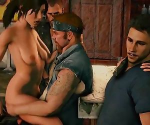 Lara Croft Proscribe..