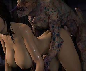 Lara Croft vol.3 Boobs..