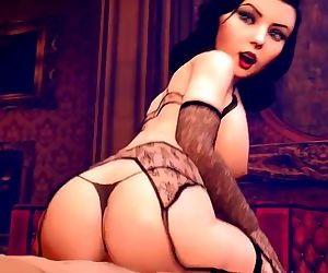 Elizabeth Bioshock PMV..