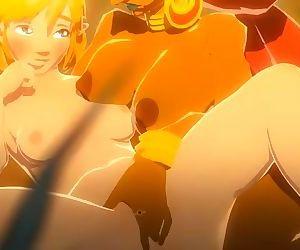 BOTW: Young Zelda..