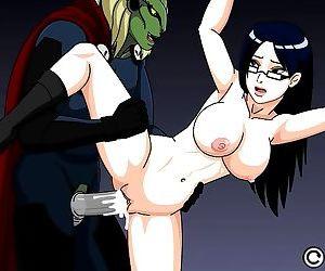 Hentai mating amusement..