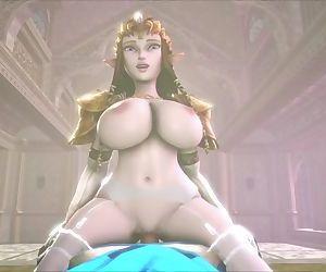 Zelda x Pal with